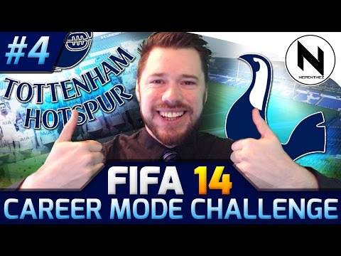 2 MASSIVE SIGNINGS! - Tottenham Hotspur Career Mode Challenge - FIFA 14
