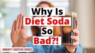 Why Diet Soda DOES NOT Help You Lose Weight