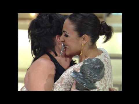 Candela Peña, Mejor Actriz de Reparto en los Goya 2004