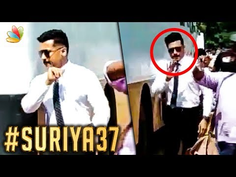 Suriya's Look For KV Anand Film Revealed | Hot Tamil Cinema News