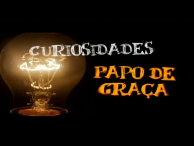 Curiosidades Papo de Graça  Tecnologias emergentes