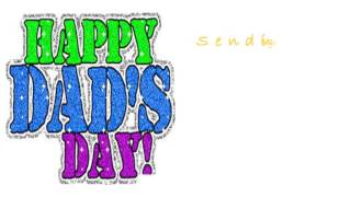 Must Watch - Happy Father's Day Wishes , Greetings, whatsapp video, sms, quotes - 1
