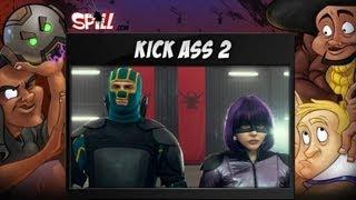 Movie Review: 'Kick-Ass 2' by Spill.com