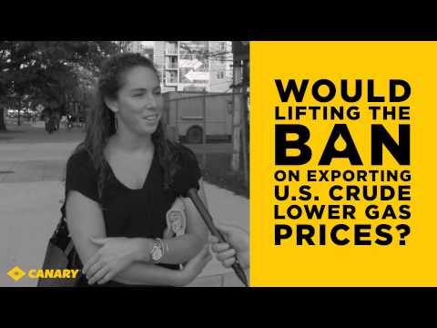 Lifting the Crude Oil Export Ban: Lowering Gasoline Prices