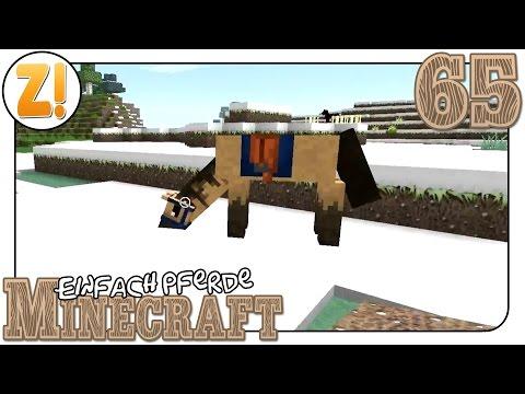 Minecraft - Einfach Pferde: Spirit´s Sandtour #65 | Let's Play ★ [GERMAN/DEUTSCH] #1
