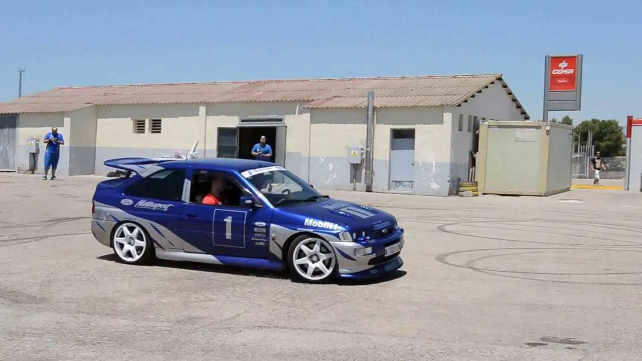 Ford Escort RS Cosworth: Retro Review