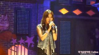 [FANCAM] 100709 GaYoon - What's Up @ Friend Day's Mini-Concert
