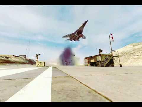 BF2 The 3V Aviators