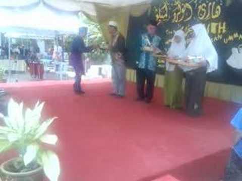 Anugerah Huffaz Maahad Tahfiz Al-Quran Hira