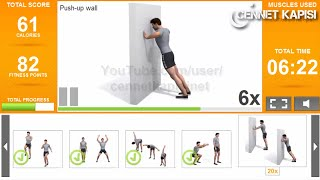 Home workout for woman and man BEST NEW 2015 720p HQ