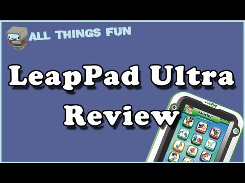 LeapPad Ultra Review - Our Kids Leappad Ultra Tablet Review (Price.Benefits.Features and Drawbacks)