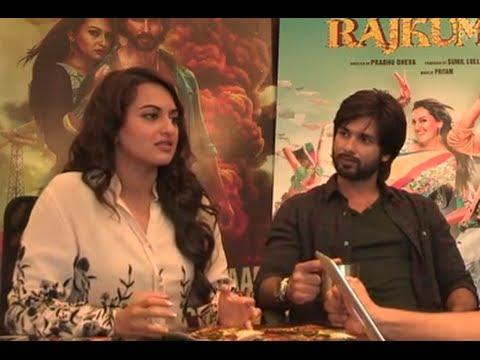 Sonakshi Sinha's Alternate Career Option - 'R...Rajkumar'