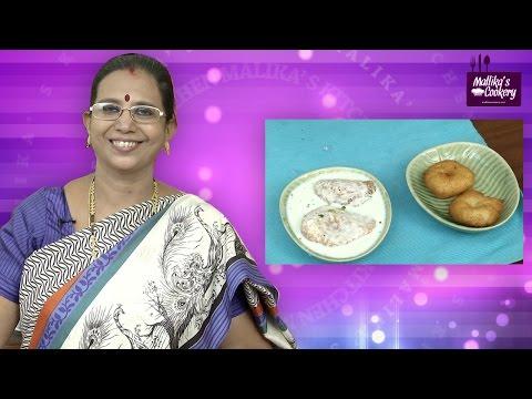 Vada Recipe | Vinayagar Chaturthi Special | Curd, Medu,
