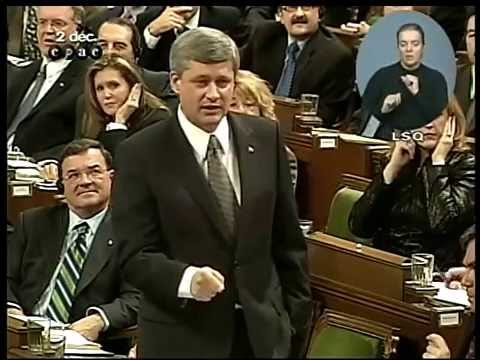 Harper dares Liberal-NDP-Bloc to face voters
