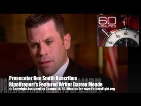 Ripoff Report Writer from ripoffreport.com Under Criminal Investigation 60 Minutes Interview