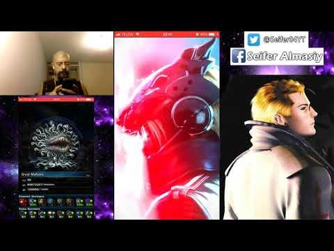 Final Fantasy Brave Exvius - Venomous Vines of Death - Malboro trial - All missions - FFBE - GL