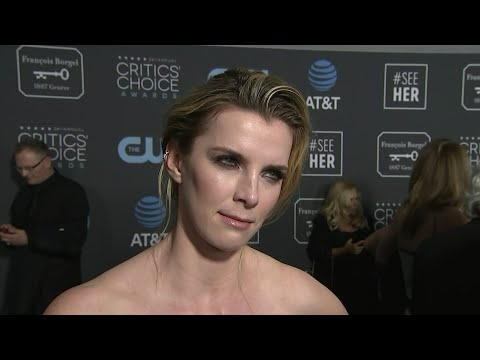 First Crush: Betty Gilpin