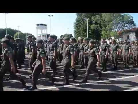 Comemoração do dia do Soldado