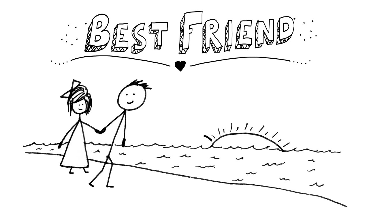 Friends Animated Videos Friend Amazing Animated
