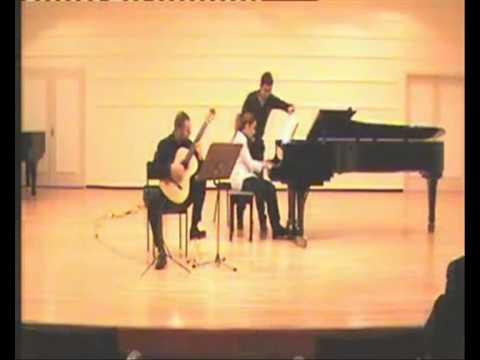 ANIL GELENLER CONCERTO POUR GUITARE H.VILLA LOBOS Allegro non troppo (PART III)