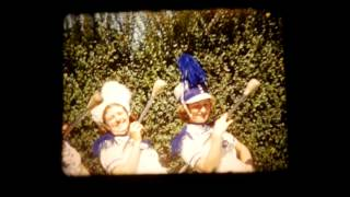16mm Home Movie, 1940s, Lake Tahoe in Color, SF Zoo, Bears