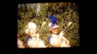 16mm Home Movie, 1940s, Lake Tahoe in Color, SF Zoo, Bears