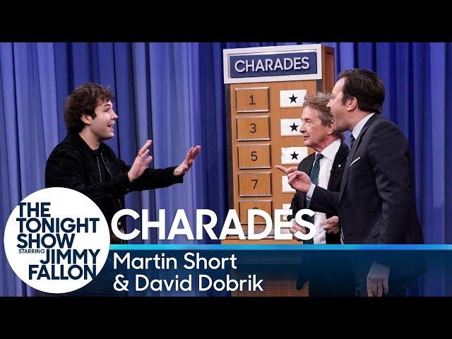 Charadeswith Martin Short and David Dobrik thumbnail