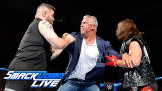 AJ Styles apologizes to Shane McMahon: SmackDown LIVE, Aug. 15, 2017