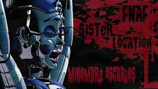 OutLast, Sister Location FNAF & Mas(Noche De Horror)// Español // MiNombre EsCarlos // Suscribete