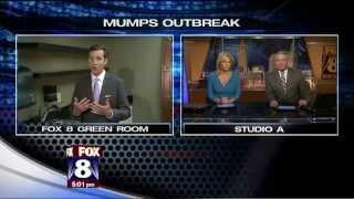 Ohio Mumps Outbreak