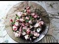 Простой но очень вкусный салат из редиски