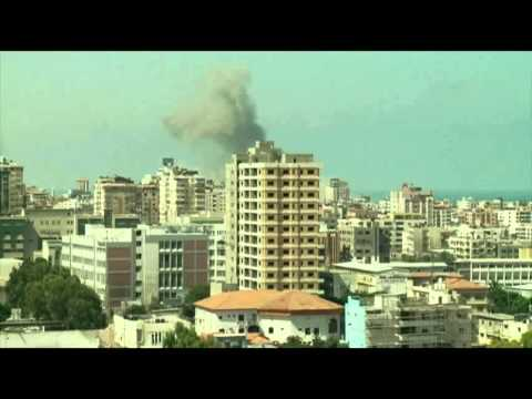 Gaza Cease Fire Ends