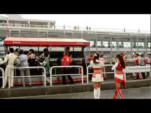 SuperGT Rd.7(Autopolis) Race Day Highlights