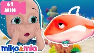 The Shark Lost His Fin | Baby Shark Doo Doo