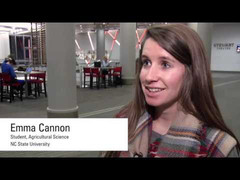 Emma Cannon on the Plant Sciences Initiative