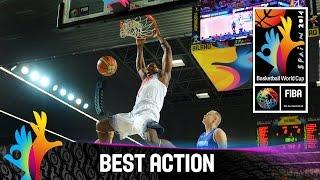 USA v Finland - Best Action - 2014 FIBA Basketball World Cup