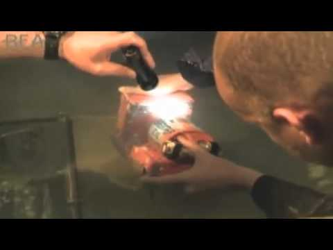 Video mostra resgate da segunda caixa preta do AIRBUS da Air France que caiu no mar