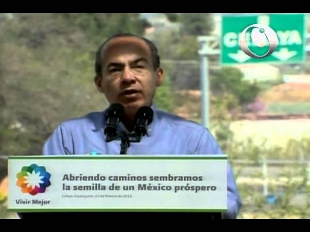 Modernización de la Carretera Celaya-Salvatierra (Guanajuato)