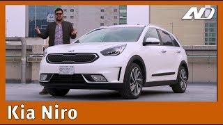 Kia Niro - ¿Mejor que un Toyota Prius?