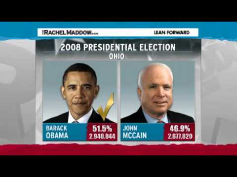 Rachel Maddow Voter Suppression Part 7 with Nate Silver 10 09 2012