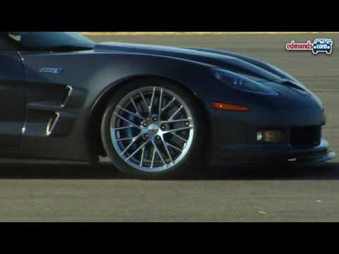 ZR1 Smokes GT-R:  Chevy Corvette ZR1 vs. Nissan GT-R