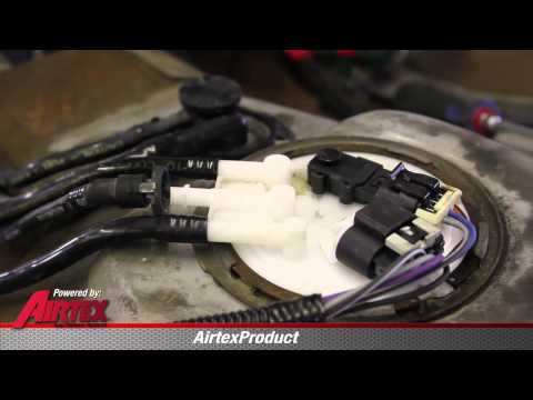 How to Install Fuel Pump Module Assembly E3950M in a 1999 Pontiac Grand Am