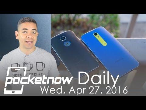 Moto X 2016 specs, Nintendo mobile future & more - Pocketnow Daily