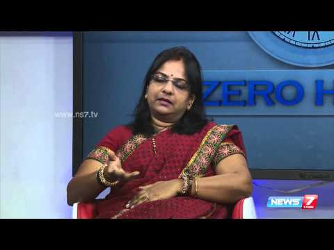 Forty percentage of Indian youths are affected by passive smoking 1/2 | Zero Hour | News7 Tamil
