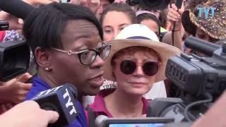 Celebrity Bernie Sanders Supporters Defend Nina Turner