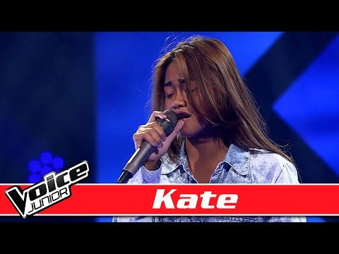 Kate synger Love the Way You Lie - Voice Junior Danmark - Program...