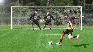 Penalty Shootout vs 2 Goalkeepers
