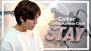 Zedd, Alessia Cara - Stay (cover by Junseung) With Lyrics