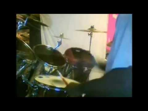 Talk Dirty To Me - Poison (drum cover)