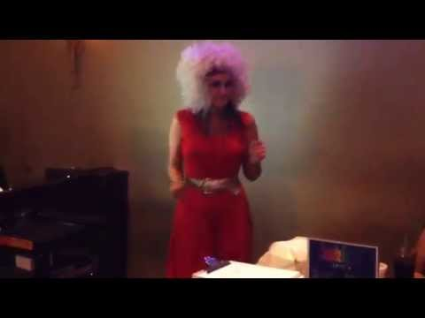 Erin dancing